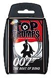 Winning Moves WIN62257 - Top Trumps: 007 Best of Bond, Kartenspiel