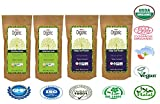 #7: Radico 100% Organic Herbal Henna With Indigo Leaf Powder (Twin Pack)