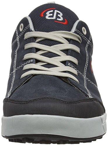 Brütting 211133, Chaussures de Randonnée Hautes mixte adulte Bleu (Marine)