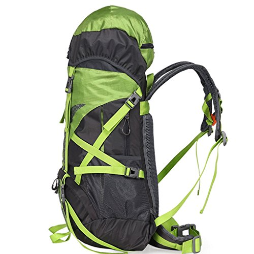 Die neuen Outdoor-Camping-Rucksack Bergsteigen Taschen Professionelle ultraleichte wasserdichte Tasche Reiten gr¨¹n
