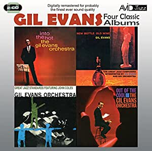 Four Classic Albums (New Bottle Old Wine / Great Jazz Standards / Out Of The Cool / Into The Hot)