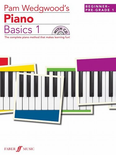 pam-wedgwoods-piano-basics-1-beginner-to-pre-grade-level-1-easy-keyboard-library