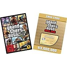 GTA V & Whalhai Card Bundle [PC Online Code]