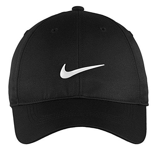 838e313f243 Nike 548533-010 Golf Dri Fit Swoosh Front Cap Black White - Price in India