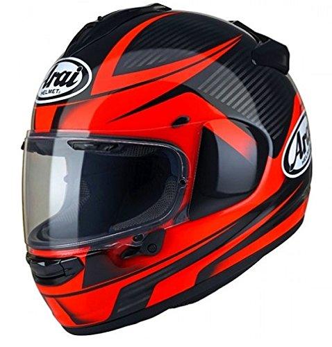 Casque moto intégral Arai chaser-x Tough M rouge