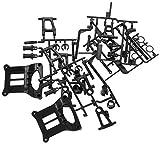 Tamiya 51003 - Repuesto Radio Control TT-01 Partes B Trapecios