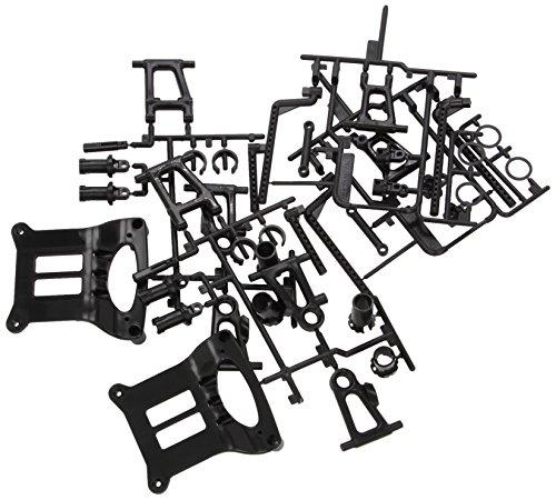 Tt-halter (TAMIYA 300051003 - TT-01/E B-Teile Querlenker/Karosseriehalten)