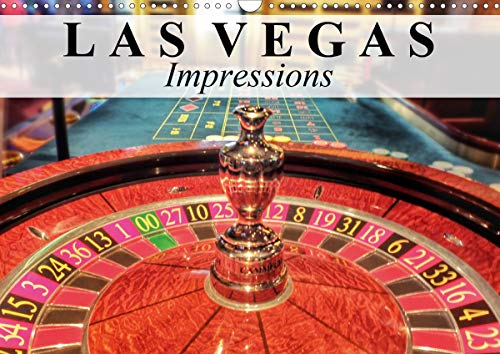 Las Vegas Impressions (Wall Calendar 2020 DIN A3 Landscape): The most spectacular city on earth (Monthly calendar, 14 pages ) (Calvendo Places) -