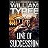 Line of Succession (Blake Caver Series Book 1)