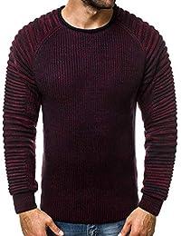 OZONEE Herren Sweatshirt Langarmshirt Pullover Basic Longsleeve J. Style  2001-20 feedf8e3eb