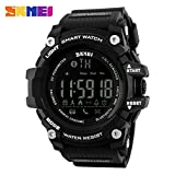 ETbotu Outdoor Sports Smart Digital Watch with Bluetooth 4.0 Pedometer Waterproof Fitness Watches Compatible with Android and IOS Smartphones