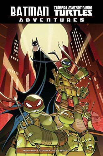 Preisvergleich Produktbild Batman/Teenage Mutant Ninja Turtles Adventures