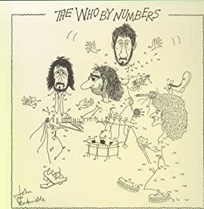 The Who By Numbers [lp] (200 G [VINYL]