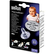 Braun ThermoScan  Lens Filters for Ear Thermometers--Pack of 40