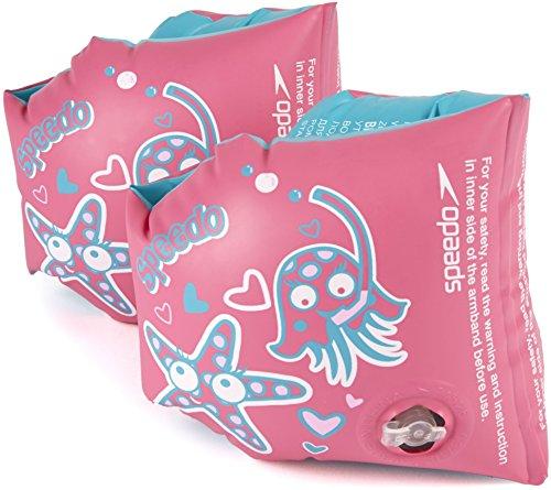 Mainline Baby Sea Squad Armbands Equipment, Vegas Pink/Bali Blue, One Size