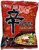 Nong Shim Instantnudeln, Kimchi Ramyun, 120 g