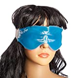 #5: Healthandyoga Relaxing Gel Eye Mask With Stick-On Straps