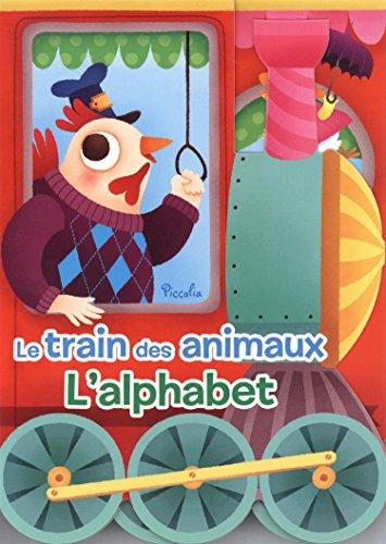 le-train-des-animaux-l-39-alphabet