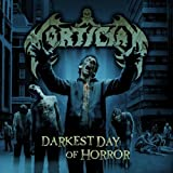 Mortician: Darkest Day of Horror (Audio CD)