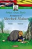 Aventuras de Sherlock Holmes - español/inglés (Clásicos bilingües)