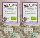 SOLLIEVO 2 X 45/90 / TABLETTEN - Gegen Verstopfung. Unterstützt den Physiologischen Darmtransport - 100% Natürliche und Aktive Inhaltsstoffe.