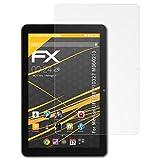atFolix Schutzfolie für Medion LIFETAB P10327 (MD60215) Displayschutzfolie - 2 x FX-Antireflex blendfreie Folie