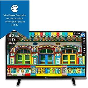 BPL 80 cm (32 inches) HD Ready LED TV T32BH3A (Black)