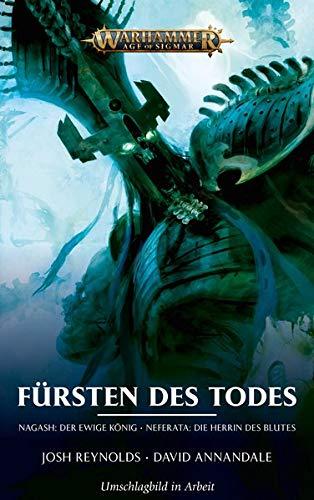 Warhammer Age of Sigmar - Fürsten des Todes