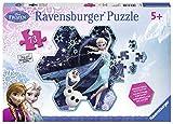 Ravensburger 13641 - Disneys Frozen - Elsas Schneeflocke, 73 Teile Puzzle