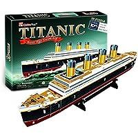 CubicFun - Puzzle 3D del barco Titanic (771T4012) - Peluches y Puzzles precios baratos