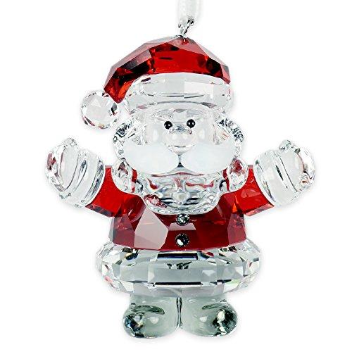 Swarovski -Bead Charms Edelstahl Kristall 5286070-1