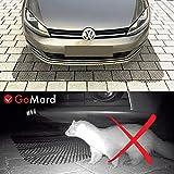 GoMard Auto MARDERSCHUTZ | Mobile Marderschreck-Matte in 200 x 150 cm | für ALLE KFZ geeignet ✔ GETESTETE Marderabwehr
