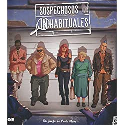 Edge Entertainment - Sospechosos inhabituales (EDGCRC01)