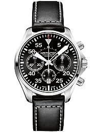 Hamilton Khaki Pilot Chronograph Datum Automatik H64666735