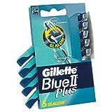 Gillette BlueII Plus Slalom Einwegrasierer