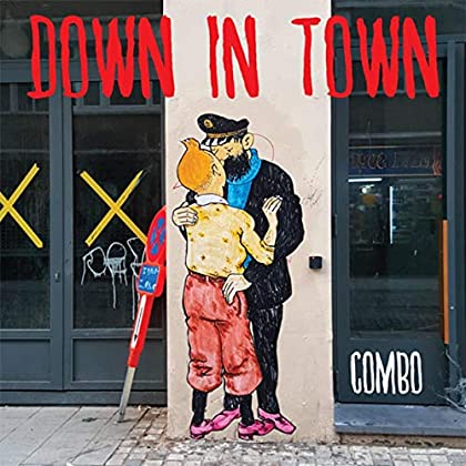 Down In Town: Quand on arrive en ville...