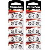 Camelion 12001013Plus Alkaline AG13/LR44/LR1154/357, sous blister