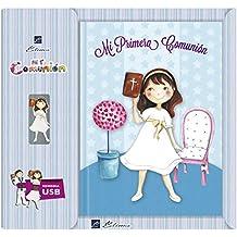Edima - Libro de Mi Primera Comunión con USB (U500614)