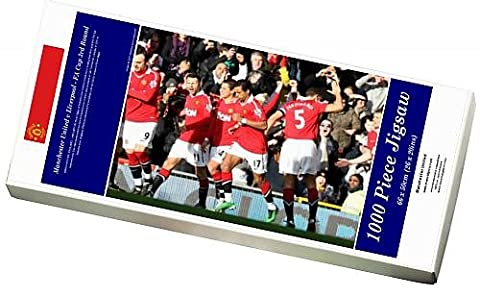 Photo Jigsaw Puzzle of Manchester United v Liverpool - FA