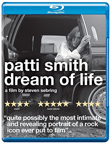 Patti Smith Dream Of Life [BLU-RAY]