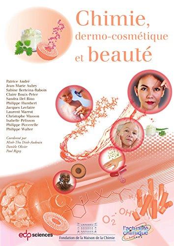 Chimie, dermo-cosmtique et beaut