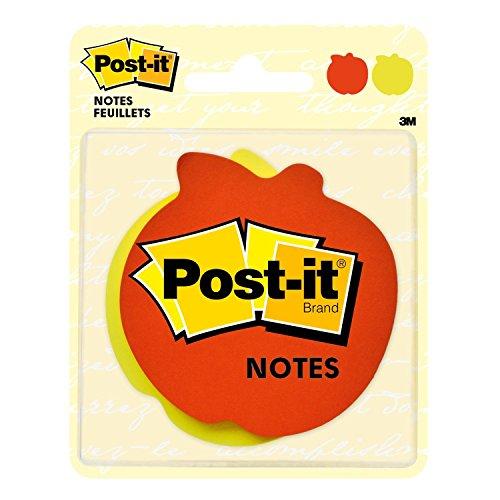 Post-it Notes Super Sticky Pad Apfel 1-PACK verschiedene Farben