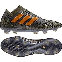 Amazon.es  botas futbol adidas - Verde 8bc0e4325fc48