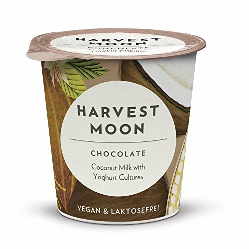 Harvest Moon Bio Kokosmilch-Joghurt Alternative Chocolate (6 x 125 gr) (Kokosmilch Joghurt)