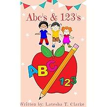 Abc's & 123's (English Edition)