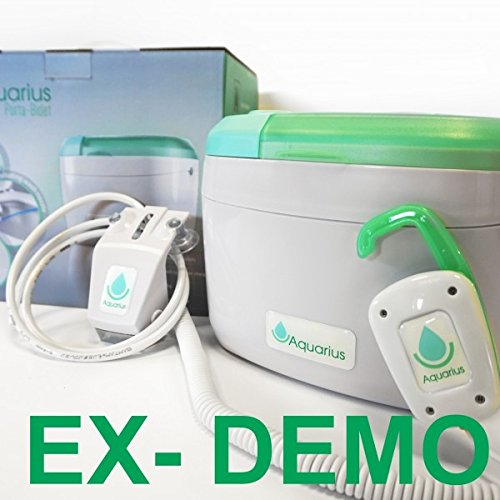 VERKAUF Ex-Demo Aquarius Porta-Bidet Tragbares Bidet Für Haus & Reise passt zu jeder Toilette WC von Aquarius Hygiene