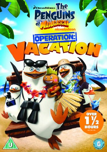 Of Madagascar: Operation Vacation