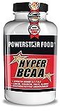 HYPER BCAA hochdosiert Premium Workout Tabletten mit dem effektivsten Verhältnis von Leucin - Isoleucin - Valin - Alanin 2:1:1:0,5 und dem Hydrophil - Effekt - (Dose 400 Tabletten à 850 mg vegan)