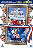 Sarkozix le gaulois - le grand prix de monte carla - 2 DVD