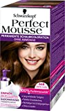 Perfect Mousse permanente Schaumcoloration, 668 Haselnuss, 3er Pack (3 x 1 Stück)
